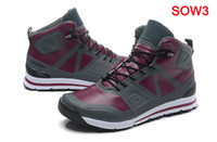 Football Flat Women Salomon Outban MID W 2014 New Shoes Cool Women Shoes Sport Shoes Hiking Shoes Trekking Shoes Running Shoes Good Quality Cheap Outdoor Shoes