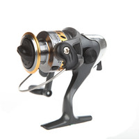 bb bears - 5 BB Ball Bearing Left Right Interchangeable Collapsible Handle Fishing Spinning Reels High Speed BF200 New Arrival H10051