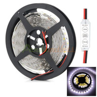 Wholesale HML W lm K x SMD LED White Light Strip w Mini Controller M V