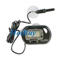 Wholesale Digital Sensor Thermometer Wired Aquarium Fish Tank
