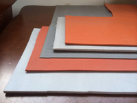 Wholesale Flame Retardant Silicone Foam Sheet Cushioning Materials