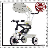 OEM baby bike - Children tricycle cart baby bike multi function children car baby stoller first bike sun protected wheels