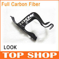 2014 NEW Full Carbon Fiber Water Bottle Cage LOOK 3K Bicycle...