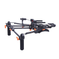 For Camera dslr rig - Canon Nikon Sony Olympus DSLR SK MHF03 PRO Motorized Follow Focus Shoulder Rig Stabilizer Steadycam