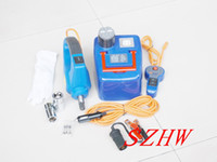 Wholesale Car power jack with LED Light Electric wrench Max KG Min Max height MM N m Max torque Electric wrench fast shipping