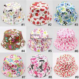 Wholesale Children Caps Kids Hat Baby Boy Sun Hat Girl Fashion Beanie Hat Caps Baby Hat Kids Cap Boys Girls Bucket Hat Caps Hats Infant Hats Child Cap