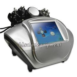 Wholesale Radio Frequency Skin Rejuvenation Lifting Ultrasonic Cavitation Soft Laser Tripolar Bipolar Mutilpolar RF Beauty Body Slim Machine
