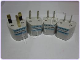 Universal World Travel Current UK   AU   EU   US to US  UK   AU   EU AC Power Plug Travel Adapter 300pcs