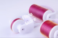 Wholesale pieces Derma Roller Micro Titanium Needle Skin Roller Massage Needle newest