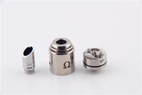 Electronic Cigarette Atomizer  2014 New Arrival Omega Atomizer Clearomizer Cartomizer Electronic Cigarette Rebuildable atomizer factory supply DHL freeshipping by uprise