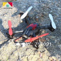 Wholesale 4AXIS CH MINI RC Aircraft With Light Remote Control Toys Strong Ultralight Infrared x2 x12cm
