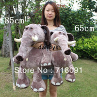 plush elephant - NICI Jungle Brothers Plush Elephant Toy Doll For Kid s Gifts cm pc