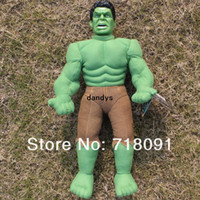 Wholesale Plush And Stuffed Toy Hulk For Children Birthday Gifts Styles Optional cm