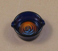 Wholesale glass ashtray dish OIL RIG DISH DABBER