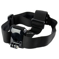 Wholesale New Arrival Adjustable Camera Head Strap Mount For GoPro Hero3 Go Pro amp Hero HD Hero2 Headstrap TK1093
