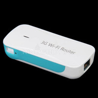 Wholesale 150Mbps WIFI G Wireless Router With mAh Mobile Power Bank