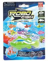 Hot toy en Plastique Emulational Jouet de Clown, Poisson Robot,Électronique, jouets pour enfants,Créatif jouets de Bébé Clown Robo Fish 120pcs