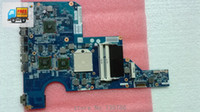 Laptop Motherboards - 610161 board for G62 laptop motherboard with AMD chipset