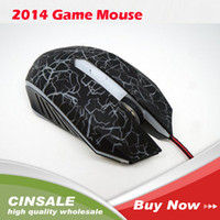 Cheap best 6D Buttons 1600 dpi super laser gaming mouse USB wired Professional game mice For PC Computer Desktop Gamer 50pcs wholesale