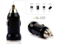 Wholesale Mini USB A car charger cigarette lighter converter plug usb turn interface inverter v v to v mobile phone car charger