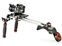 Wholesale Pro Stabilizer DSLR DE Hand and Shoulder Video Rig for all camera and DSLR