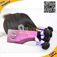 Wholesale Luxy Virgin Hair Extension Eurasian Straight Human Hair A Cheap Hair Best Quality Can be Dyed Can Shape