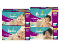 Wholesale Pampers Cruisers Diapers size