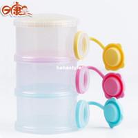 Kang divide tres caja de leche cajas de almacenamiento portátil de leche en polvo latas de leche boxeo RK3622 ShopHC1424