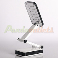 E27 Yes AC LED Rechargeable Fold Eyeshield Reading Table Desk Lamp (CIS-57165) #2400150