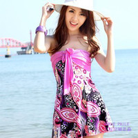 Body Suits Women Nylon [ Love ] 2012 shipping poly split skirt swimsuit cover the belly was thin hot springs bathing suit swimsuit women split