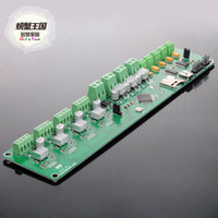 Cheap Print makebot 3D modeling printer hardware control panel board