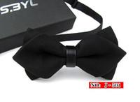 Cheap Bow Tie formal wedding Best Men Silk bow tie