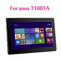 Wholesale 3x Clear LCD Screen Protector Film For Asus Transformer Book T100 T100TA with Retail Package EXpress Shipping