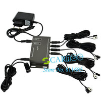 Wholesale IR Remote Extender Infrared Repeater Emitters Receiver Hidden System Kit TK0150