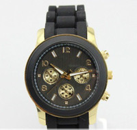 Wholesale 2014 New Fashion Luxury Women Watches Kady Silicone Watch Men Watch Colors Hot Sell