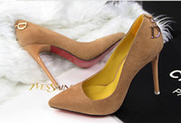 Wholesale NEW European American OL Temperament Style Shallow High Heel Shoes WOMEN Evening Shoes Cheap Shoes HN22763