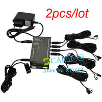 Wholesale 2pcs IR Repeater control Infrared Remote Extender Emitters Receiver Infrared Repeater Hidden System Hot Sale TK0150