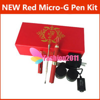 New Red Micro G Pen Kits jesus piece glass vaporizer VS mini...