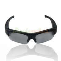 Wholesale 2014 New style fashionable hd p mp sports sunglasses camera hidden camera sunglasses camera