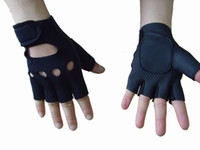 Wholesale Fingerless bicycle glove weight lift glove running glove fishing glove sailing glove