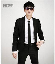 Free transport ! 2014 new men Slim small suit men's casual suit , men blazers