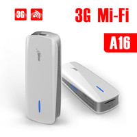 Wholesale New MIFI G Wireless Router HAME A16 support wi fi hotspot repeater function WCDMA MHz GSM Mbps mAh Li polymer Battery