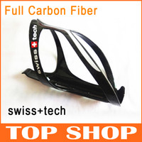 NEW Outdoor Full Carbon Fiber Water Bottle Cage SWISS+ TECH B...