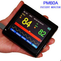 Wholesale Handheld Patient Monitor Touch Screen Monitor SPO2 PR CONTEC PM60A
