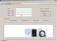 Wholesale NEW Improved version KHZ RFID ID EM Card Reader amp Writer amp Copier Access Control Duplicater T5557 T5567 T5577 EM4305
