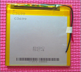 Onda V701 V702 dual-core version of the Tablet PC battery board ( Sanyo batteries )