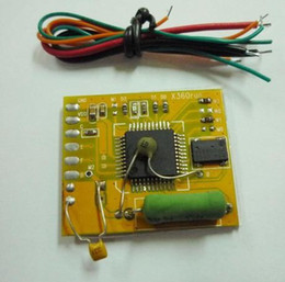 Wholesale X360run x360 run glitcher v3 board with MHz Oscillator Crystal RGH for Xbox slim DHL