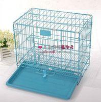 Wholesale Pippi Amoy bold foldable wire cage pet cage pet cages CM large cash economy