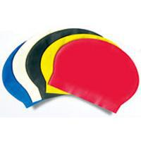 Wholesale silicone swimming caps