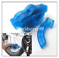 Wholesale Cycling Bike Bicycle D Chain Cleaner Machine Brushes Portable Quick Clean Scrubber Tool
